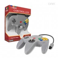 Controller for N64 (Gray) CIRKA
