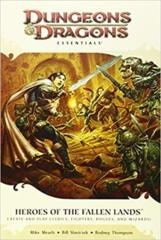 Dungeons and dragons Essentials: Heroes of the Fallen Lands