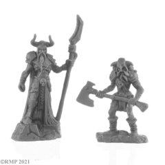 44143 - Rune Wight Thane and Jarl