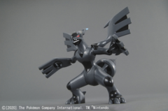 Pokemon Model Kit Zekrom