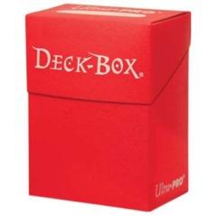 Ultra Pro: Deck Box - Red
