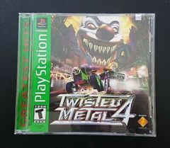 Twisted Metal 4 - NEW