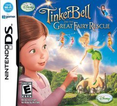 Nintendo DS: Tinker Bell and the Great Fairy Rescue