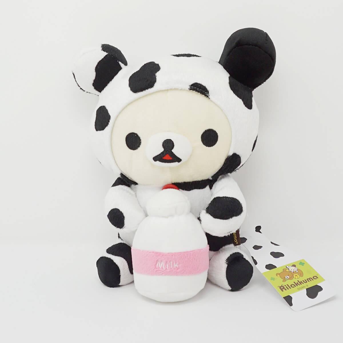 Korilakkuma Seated Cow