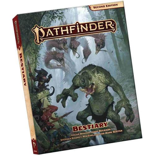 Pathfinder 2E - Bestiary (Pocket Edition)