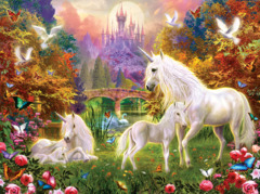 Castle Unicorns