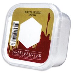 BF4112 The Army Painter: Battlefield Snow