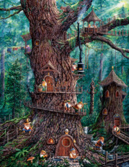 Forest Gnomes 1000 pc Puzzle
