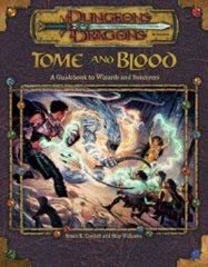Tome and Blood