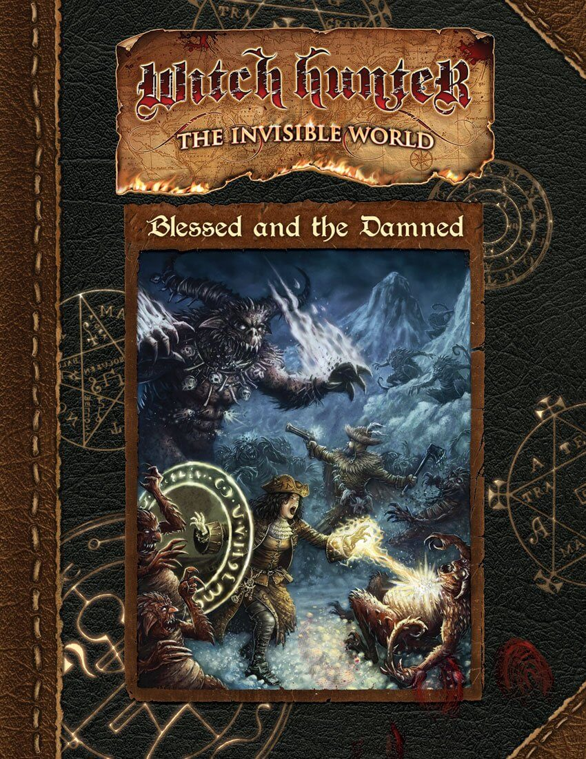 Witch Hunter: The Invisible World - Blessed and the Damned