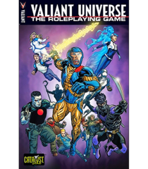 Valiant Universe the Roleplaying Game