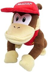 Little Buddy Super Mario All Star Diddy Kong 9