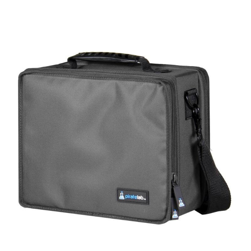 Pirate Lab Small Case - Charcoal