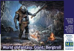 Master Box World of Fantasy Giant Bergtroll