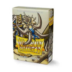 Dragon Shield 60ct Japanese Matte Ivory Card Sleeves