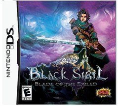 Black Sigil Blade of the Exiled
