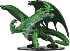 Gargantuan Green Dragon