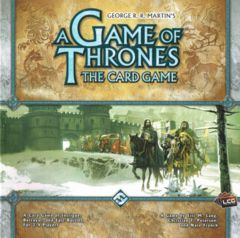 A Game of Thrones: The Card Game (1st Ed)