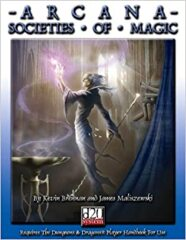 Arcana: Societies of Magic