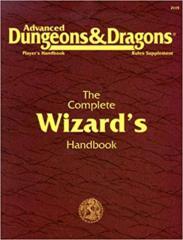 AD&D The Complete Wizard's Handbook