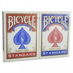 Playing Cards: Standard Index