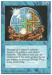 Energy Flux - 3rd Edition - Black Border