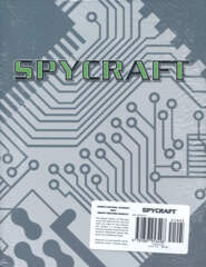 Spycraft: Game Control Screen and Agent Record Sheets