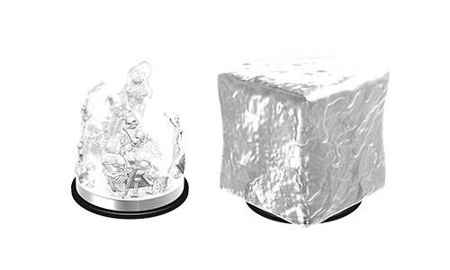 Dungeons & Dragons Nolzur`s Marvelous Unpainted Miniatures: Gelatinous Cube