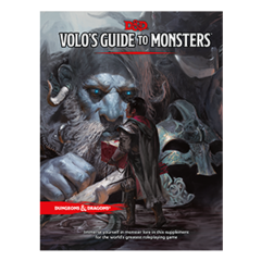 D&D 5e Supplement - Volo's Guide to Monsters