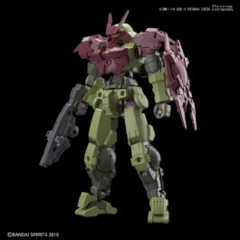 #05 Close Quarters Combat Option Armor for Portanova Dark Red (Box/20)