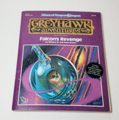 AD&D Greyhawk Adventures Falcon's Revenge