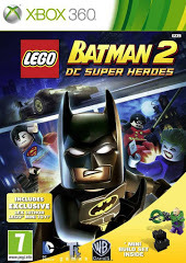Batman 2 DC Super Heroes