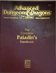 The Complete Paladin's Handbook