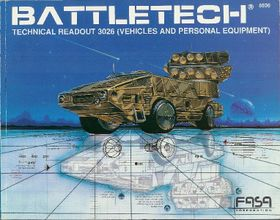 Battletech Technical Readout 3026 (Vehicles and Personal Equipment)