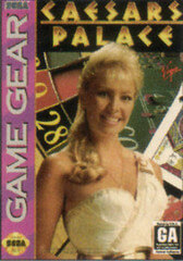 Game Gear: Caesar's Palace