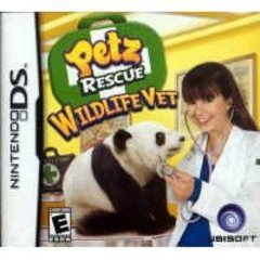 Nintendo DS: Wildlife Vet
