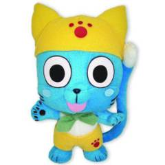 Great Eastern GE-52542 Fairy Tail: Happy in Yellow Plush, 9