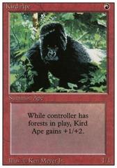 Kird Ape - 3rd Edition - Black Border
