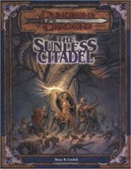 Dungeons & Dragons Adventure, 3rd Edition: The Sunless Citadel
