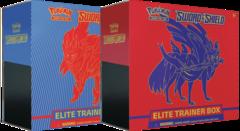 Pokemon - Sword & Shield Elite Trainer Box