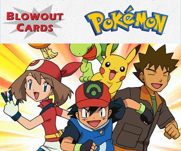 Pokemon Packs