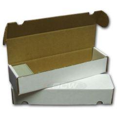 Cardboard Box - 800