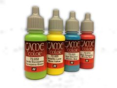 Vallejo Game Color paints