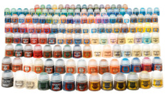 Citadel paints - Small