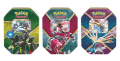 Shiny Kalos Tin 2016