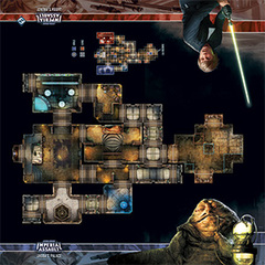 Star Wars Imperial Assault: Jabba's Palace