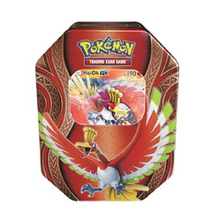 Pokemon Mysterious Powers Tin - Ho-oh