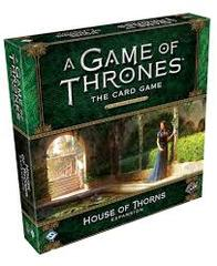 Game of Thrones LCG - House of Thorns Expansion
