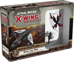 X-Wing - Guns for Hire Expansion