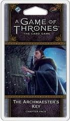 A Game of Thrones LCG 2nd Edition - The Archmaester's Key Chapter Pack